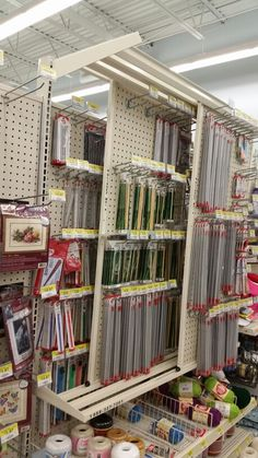 Maximizing space in the Walmart - clever.