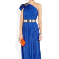 Matthew Williamson dress... one of my fave designers