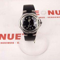 Reloj TAG HEUER KIRIUM CHRONOMETER WL5111  #reloj# de segunda mano#TAG HEUER