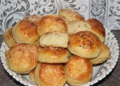 Zemiakové kysnuté pagáče, Slané, recept   Naničmama.sk Pretzel Bites, Hamburger, Bread, Food, Basket, Brot, Essen, Baking, Burgers