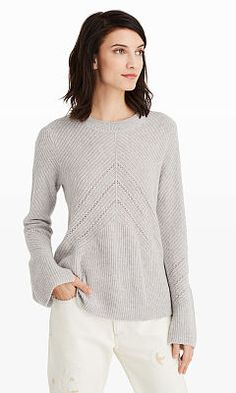 Women | Ceren Cashmere Sweater | Club Monaco
