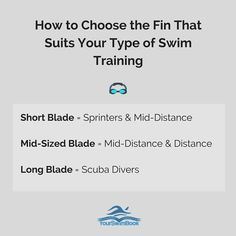 Swim Fins: Everything You Ever Wanted to Know About Training with Flippers