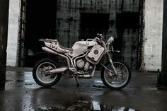 I think I could drive this Icon 1000 derived bike!