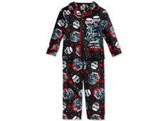 Star Wars Boys' 2-Piece Dark Vader Pajamas - Shop All Characters - Kids & Baby - Macy's