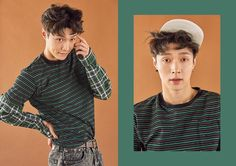 EX'ACT : 'Lucky One' Teaser Photo - Lay                                            (Credit: Official EXO website)
