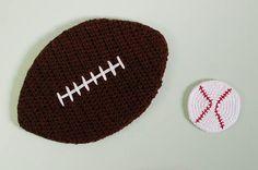 Basketball and Baseball Cork Board Pattern