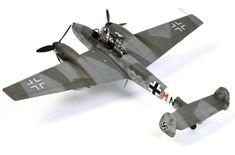 Eduard 1/72 Messerschmitt Bf 110 G-2