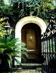 Garden gate entrance ~ Charleston