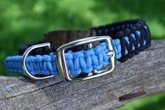 Heavy Duty Paracord Dog Collar