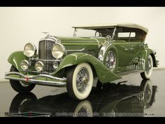 1932 Duesenberg Series J