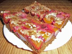 Český flexitarián: září 2015 Tofu, Lasagna, Pie, Ethnic Recipes, Torte, Cake, Fruit Cakes, Pies, Cheeseburger Paradise Pie