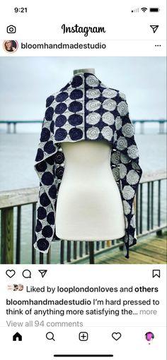 Crochet Shawl, Projects, Log Projects, Blue Prints, Crochet Scarfs