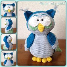 Gehaakte uil / crochet owl