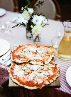 Italian Summers, pizzatime