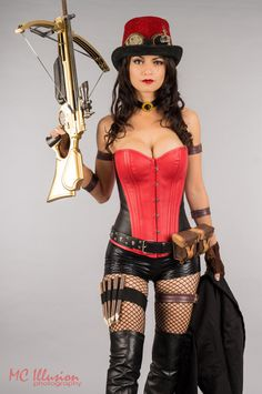 Safari Steampunk Anyone? Steampunk is a rapidly growing subculture of science fiction and fashion. Steampunk Couture, Gothic Steampunk, Steampunk Mode, Chat Steampunk, Cosplay Steampunk, Style Steampunk, Steampunk Makeup, Steampunk Bedroom, Steampunk Drawing