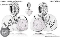 c1df999e3 ... pandora mothers rose this dangle charm features soft pink enamel  detailing and is inscribed within coupon pandora first my mother forever my  friend ...