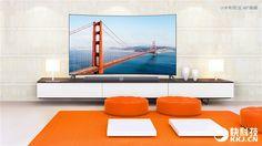 Novedad: Xiaomi presenta una Smart TV con una pantalla curvada de 65 pulgadas