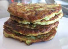 Zucchini Latkes: Celebrate Chanukah with these low-carb treats