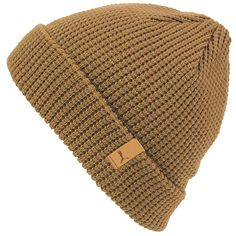 <p>It's never too soon to stock up on cool-weather staples. This waffle beanie has a classic style and just enough punch for a modern look.</p><p>Features</p><ul><li>100% Waffle-knit acrylic</li><li>Pull-on beanie construction with fold-up hem</li><li>Woven PUMA Cat Logo label at hem</li></ul>