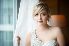 ella moda brides | Kateryna in custom-designed Ella Moda gown http://ellamodabrides.blogspot.com.au/