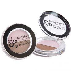 Benecos Duo Oogschaduw Noblesse|ogen|make-up|mooi & gezond - Vivolanda