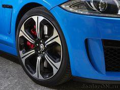 Jaguar XFR-S 2014 [Фотогалерея] | Новости автомира на dealerON.ru