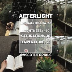 Afterlight filters