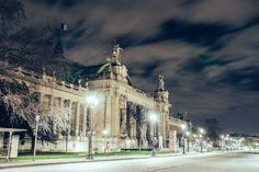 Париж без людей