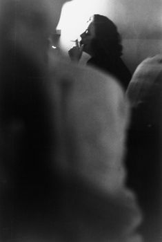 Saul Leiter, early black and white