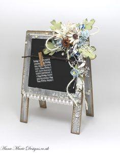 Chalk Board Stand