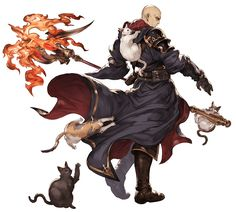 View an image titled 'Dante Art' in our Granblue Fantasy art gallery featuring official character designs, concept art, and promo pictures. Character Concept, Character Art, Concept Art, Character Ideas, Fantasy Inspiration, Character Design Inspiration, Fantasy Images, Fantasy Art, Granblue Fantasy Characters