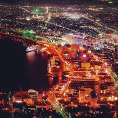 Hakodate, Hokkaido, JP Hakodate, Japanese Streets, Times Square, Places, Travel, Beautiful, Hokkaido, Viajes, Destinations