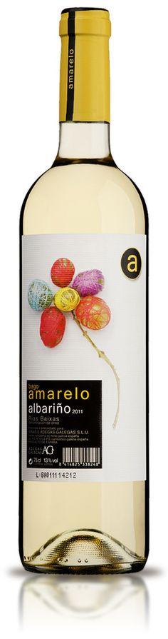 Adegas Galegas #wine #albariño Bago Amarelo