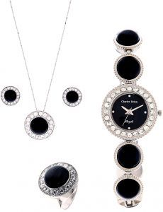 Charles Delon jewellery set