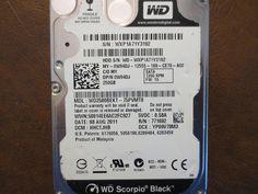 Western Digital WD2500BEKT-75PVMT0 DCM:HHCTJHB 250gb Sata - Effective Electronics #datarecovery #harddriverepair #computerrepair #harddrives #harddriveparts #westerndigital