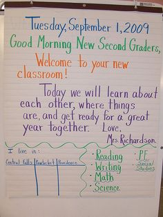 Ready in second grade | The Learning Community | Flickr