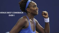 Venus Best Comeback Ever - Venus Williams vs Madison Keys 2015 Zhuhai WT... Pro Tennis, Zhuhai, Tennis Players, Comebacks, Venus, Youtube, Youtubers, Youtube Movies