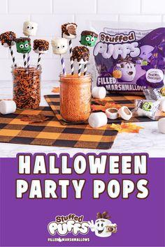 Halloween Snacks For Kids, Hallowen Food, Halloween Treats For Kids, Halloween Goodies, Halloween Celebration, Halloween Desserts, Halloween Food For Party, Halloween Birthday, Easy Halloween