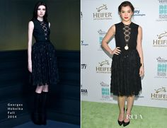 Hailee Steinfeld In Georges Hobeika – Heifer International's 3rd Annual 'Beyond Hunger: A Place At The Table' Gala