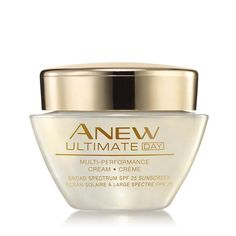 Avon Anew Ultimate Multi Performance Day Cream OZ - Great quality made product.This Avon Anew that is ranked 31224 in the list of the top-selling products f Best Anti Aging, Anti Aging Cream, Anti Aging Skin Care, Mascara, Eyeliner, Anew Ultimate, Online Shopping, Shops, Avon Online