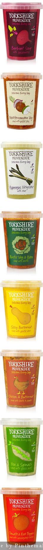 Yorkshire Provender soups
