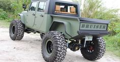 JK AEV Bruiser Conversion one very expensive toy! - Rock Crawlers - Diesels - Off Roading - Carzz