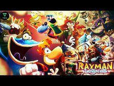 RAYMAN LEGENDS GAMEPLAY