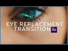 Learn how to replace an eye with another clip just like Matt Komo, TaylorCutFilms, and Sam Kolder through masking + transition! Vfx Tutorial, Photoshop Tutorial, Motion Design, Video Editing, Photo Editing, Adobe After Effects Tutorials, Photoshop Design, Adobe Photoshop, After Effect Tutorial
