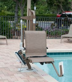 handicap accessible pool - Google Search