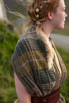 Kex Scarf 6 by westknits (knitted plaid!)