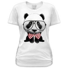 too cute panda tee !!!
