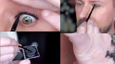 How to Eyeliner for Hooded Eyes + and All Eye Shapes! Makeup Tips Over 40, Best Makeup Tips, Best Makeup Products, Beauty Products, Hooded Eye Makeup Tutorial, Eyeliner Tutorial, Eyeliner For Hooded Eyes, Hair Scrub, Beauty Makeover