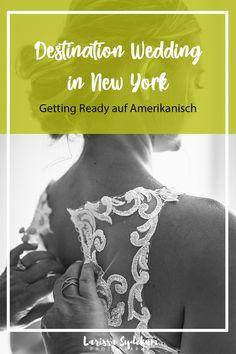 Erst seit ein paar Jahren ist der Trend des Fotografierens vom Getting Ready aus den USA herüber zu uns gekommen und ich finde es super! Es ist doch toll so schöne Bilder auch davon zu haben, wie man sich für diesen besonderen Tag fertig macht // Destination Wedding in New York // Hochzeitsfotografin Hannover // Larissa Sydekum PHOTOGRAPHY New York, Super, Destination Wedding, Usa, Makeup, Photography, Women, Engagement, Honeymoons