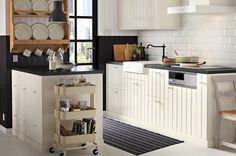 Hittarp, cuisine gain de place d'IKEA